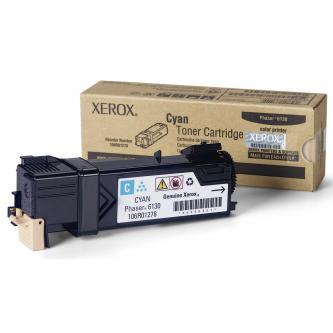 Xerox originální toner 106R01282, cyan, 2000str., Xerox Phaser 6130, O
