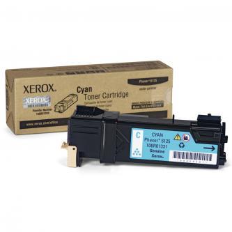 Xerox Toner Cyan pro Phaser 6125 (1 str)
