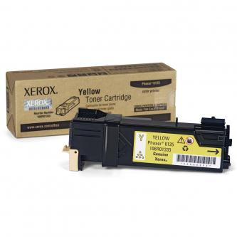 Xerox Toner Yellow pro Phaser 6125 (1 str)