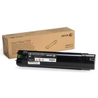 Xerox originální toner 106R01514, black, 7100str., Xerox Phaser 6700