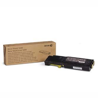 Xerox originální toner 106R02251, yellow, 2000str., Xerox Phaser 6600, WorkCentre 6605