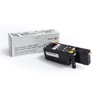 Xerox originální toner 106R02762, yellow, 1000str., Xerox Phaser 6020, 6022, WorkCentre 6025, 6027