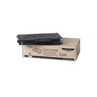 Xerox originální toner 106R00676, cyan, 2000str., Xerox Phaser 6100, O