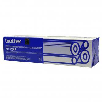 Brother originální fólie do faxu PC72, 2*140s, Brother Fax T-74, T-76, T-78, T-84, T-86, T-96