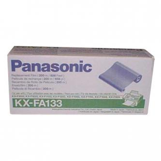Panasonic originální fólie do faxu KX-FA133X, 1*200m, Panasonic Fax KX-F 1100CE, 1020, 1050, 1070, 1000, 1150, 120
