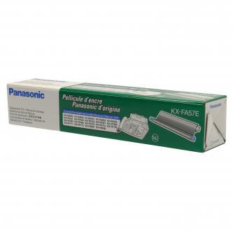 Panasonic originální fólie do faxu KX-FA57E, 1*70m, Panasonic Fax KX-FP 343CE, 363CE, 373