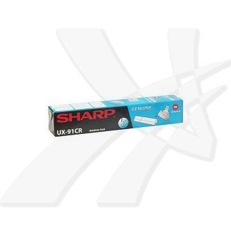 Sharp originální fólie do faxu UX91CR, 1*90s, Sharp Fax UX-A400E, NXP500, UXA450, UXS10, FOA, FOP