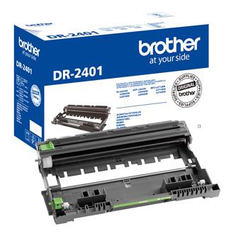 Brother originální válec DR2401, black, 12000str., Brother DCP-L2532DW, DCP-L2552DN, HL-L2312D, HL-L2352DW