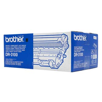 Brother originální válec DR3100, black, 25000str., Brother HL-5240, 5250DN, 5070DN, 5280DW, 5270DN