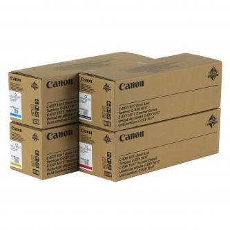 Canon originální válec CEXV16/17, black, 0258B002, Canon CLC-5151, iR-C4080