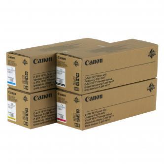 Canon originální válec CEXV16/17, cyan, 0257B002, Canon CLC-5151, iR-C4080