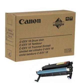 Canon originální válec CEXV 18, black, 0388B002, 26900str., Canon iR-1018, 1022, 1022i, 1022F
