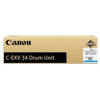 Canon originální válec CEXV34C, cyan, 3787B003, 36000str., Canon iR-C2020, 2030
