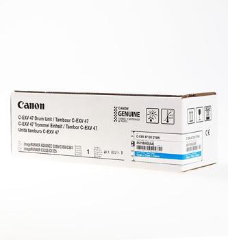 Canon originální válec CEXV 47, cyan, 8521B002, 33000str., Canon IRA C250,255,350,351,355,IR-C250,255,350,351,355