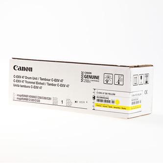 Canon originální válec CEXV 47, yellow, 8523B002, 33000str., Canon IRA C250,255,350,351,355,IR-C250,255,350,351,355
