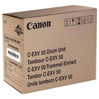 Canon originální válec C-EXV50, black, 9437B002, 35500str., Canon iR 1435P
