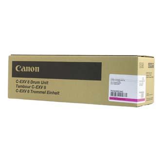Canon originální válec CEXV8, magenta, 7623A002, Canon iR-C3200