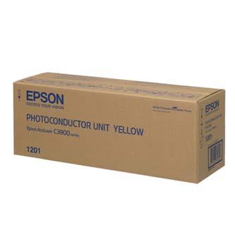 Epson originální válec C13S051201, yellow, 30000str., Epson AcuLaser C3900, CX37