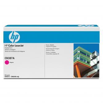 HP originální válec CB387A, magenta, 35000str., HP Color LaserJet CP6015, CM6030, 6040