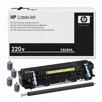 HP originální user maintenance kit 220V CB389A, 225000str., HP LaserJet P4014, P4015, P4515, sada pro uživatelskou údržbu