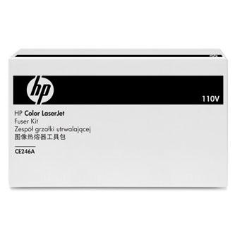 HP originální fuser kit 110V CE246A, 150000str., HP Color LaserJet CP4025, CP4525, CM4540, M608, M651, fixační jednotka 110V
