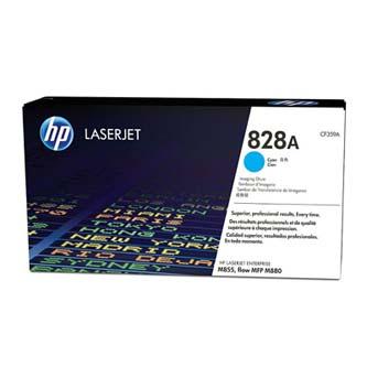 HP originální válec CF359A, cyan, HP 828A, 30000str., HP Color LaserJet Enterprise flow MFP M880z, flow MFP