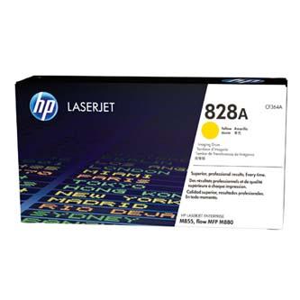 HP originální válec CF364A, yellow, HP 828A, 30000str., HP Color LaserJet Enterprise flow MFP M880z, flow MFP