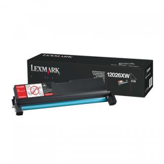 Lexmark originální válec 12026XW, black, 25000str., Lexmark E120