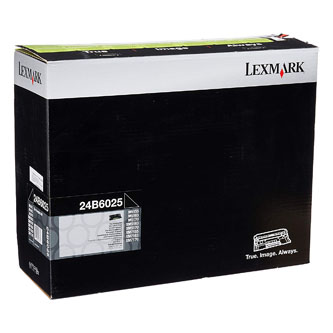Lexmark originální 24B6025, black, 100000str., Lexmark M 5155, XM7100