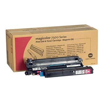 Konica Minolta originální válec 1710-5320-03, magenta, 26000str., Konica Minolta QMS Magic Color 7300