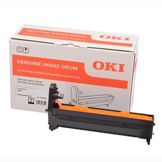 OKI originální válec 46507308, black, 30000str., OKI C612