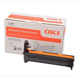 OKI originální válec 46507416, black, 30000str., OKI C712