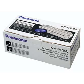 Panasonic originální válec KX-FA78A/E, black, 6000str., Panasonic KX-FLB752EX, KX-FL503, FLM552