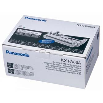 Panasonic originální válec KX-FA86E, black, Panasonic KX-FL833, 813, 853, 803