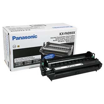Panasonic originální válec KX-FAD93X, black, 6000str., Panasonic KX-MB773, KX-MB781