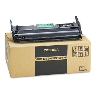 Toshiba originální válec DK18, black, 21204100, 20000str., Toshiba DP 80, 85