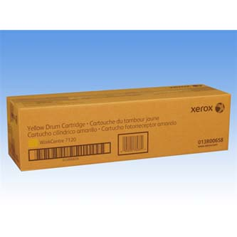 Xerox originální válec 013R00658, yellow, 51000str., R4, Xerox WorkCentre 7120,7220