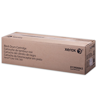 Xerox originální válec 013R00663, black, 190000str., Xerox 550/560/570/C60/C70