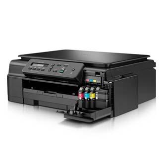 Inkoustová tiskárna Brother, DCP-J105W, USB+Wifi, kopirka, skener