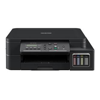 Multifunkční barev. inkoustová bezdrátová tiskárna Brother, DCP-T510W, kopírka, skener