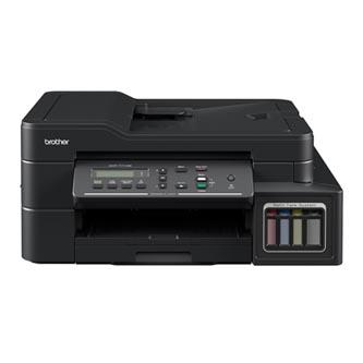 Multifunkční barev. inkoustová bezdrátová tiskárna Brother, DCP-T710W, kopírka, skener