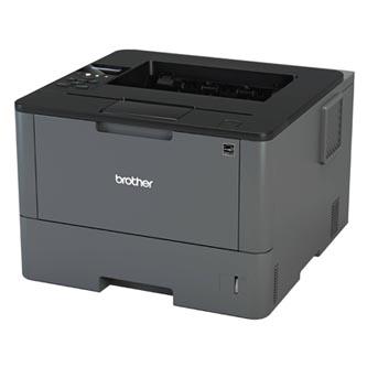Monochromatická laserová tiskárna Brother, HL-L5200DW, 1200dpi, 256MB, USB 2.0, WiFi