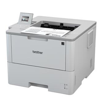 Monochromatická laserová tiskárna Brother, HL-L6300DW, A4, USB, LAN, WiFi