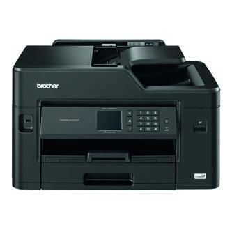 Inkoustová multifunkční tiskárna Brother, MFC-J2330DW, USB, Wifi, duplex, kopirka, skenerfax