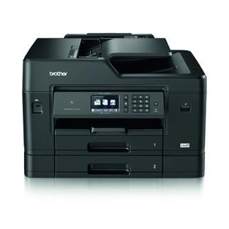 Inkoustová multifunkční tiskárna Brother, MFC-J3930DW, USB, Wifi, duplex, kopirka, skenerfax