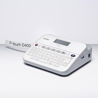 Tiskárna samolepicích štítků Brother, PT-D400