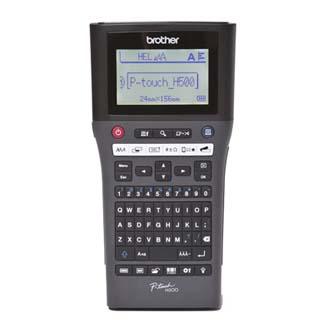 Tiskárna samolepicích štítků Brother, PT-H500