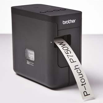Tiskárna samolepicích štítků Brother, PT-P750W