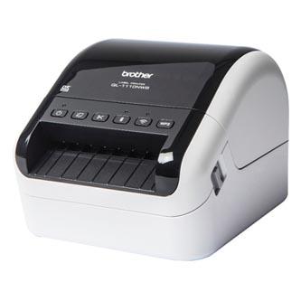 Tiskárna samolepicích štítků Brother, QL-1110NWB