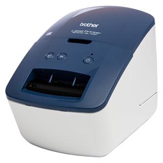 Tiskárna samolepicích štítků Brother, QL-600